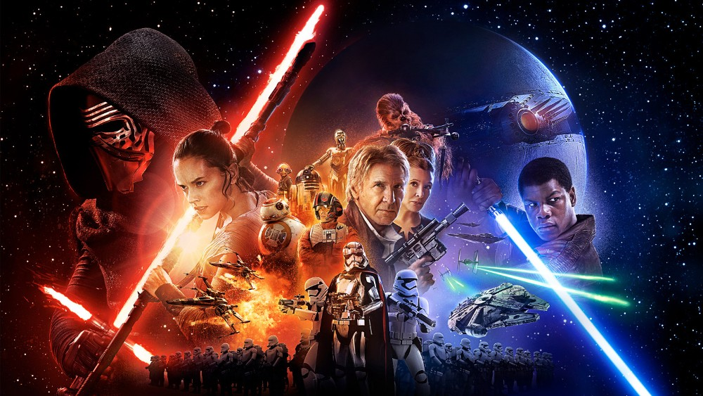 star wars: the force awakens movie wallpaper