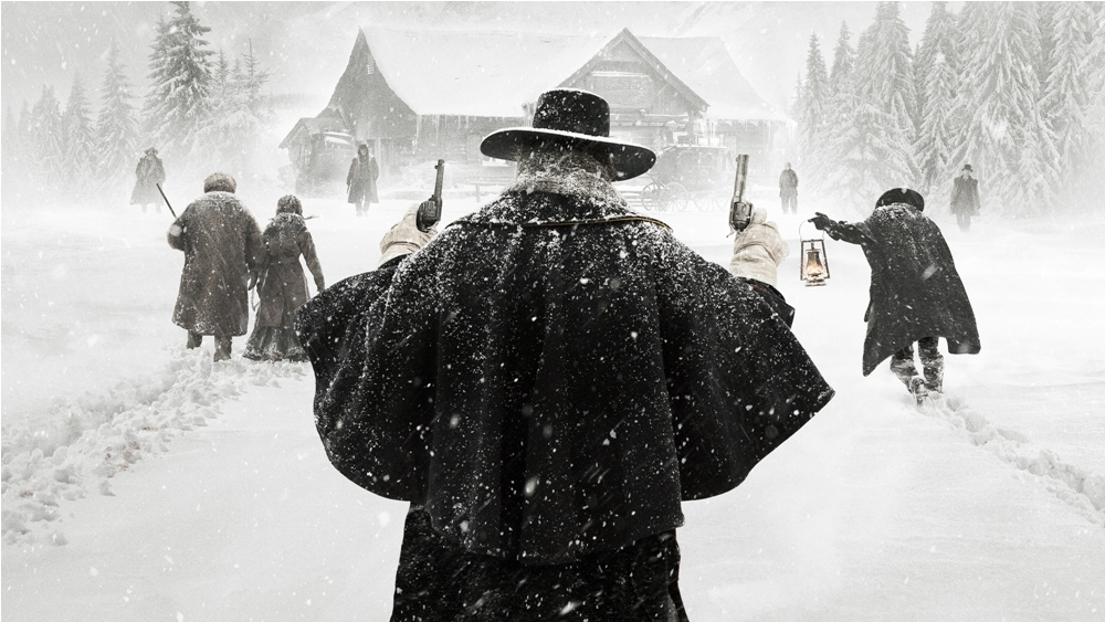 The Hateful Eight movie wallpaper