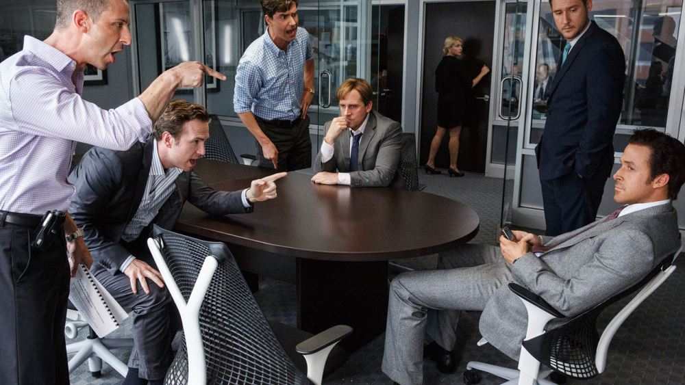 Still from The big short movie wallpaper