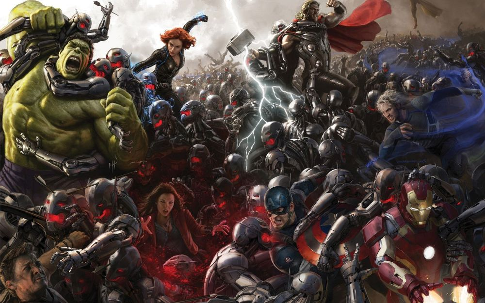 wallpaper of avengers age of ultron
