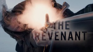 The Revenant movie wallpaper Leonardo dicaprio