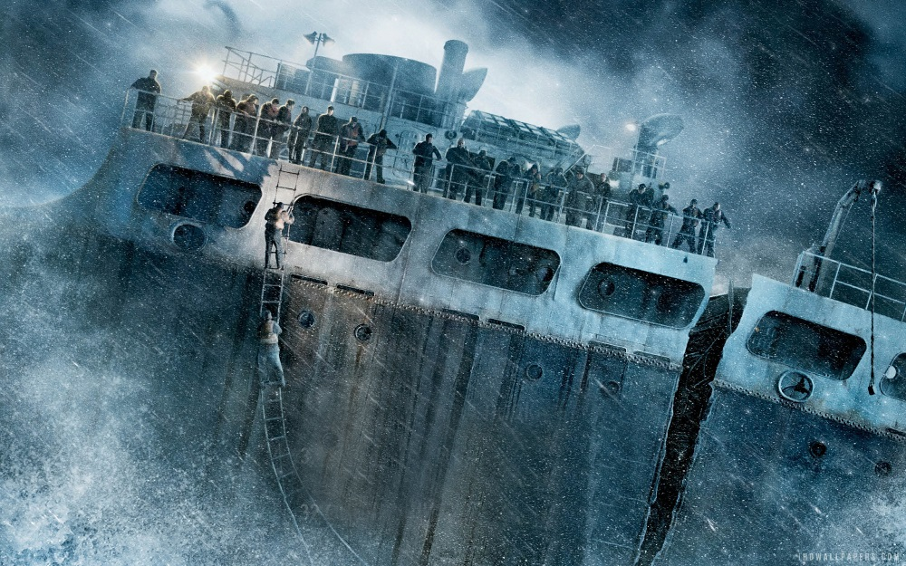 The finest hours movie wallpaper