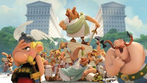 Asterix and Obelix Mansion of the Gods movie wallpaper