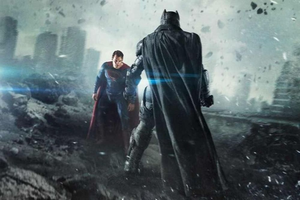 batman v superman: dawn of justice movie wallpaper