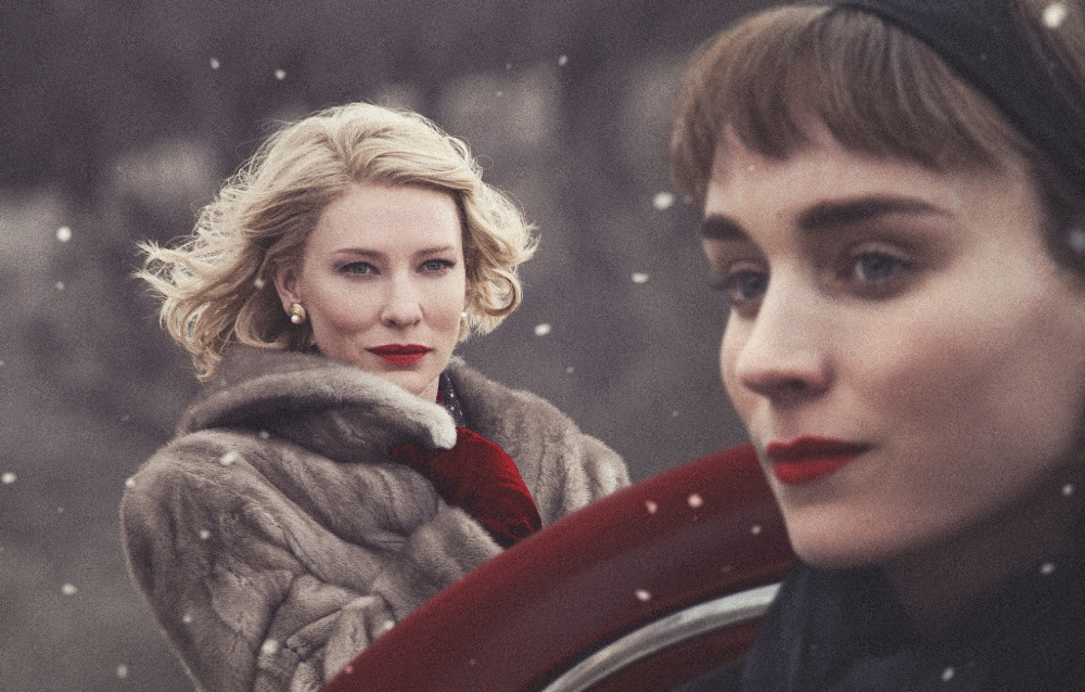 Carol movie wallpaper