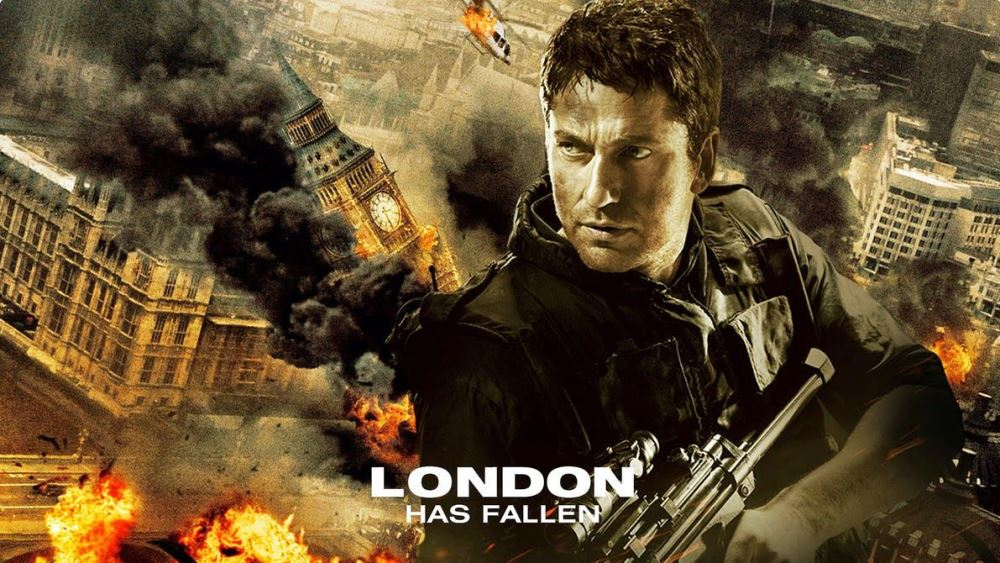 london has fallen movie wallpaper