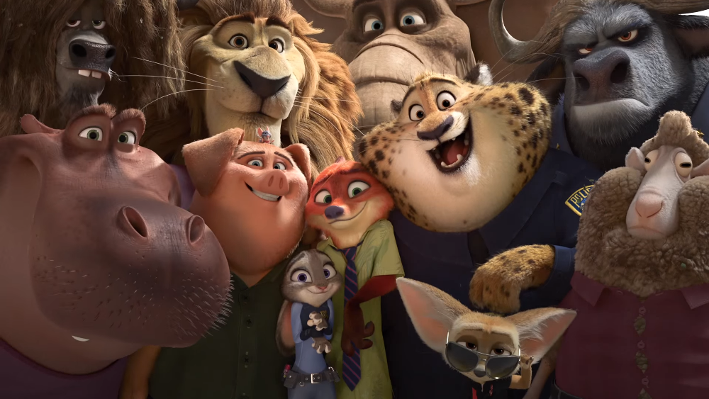 zootopia movie wallpaper