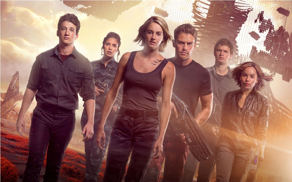 allegiant movie wallpaper