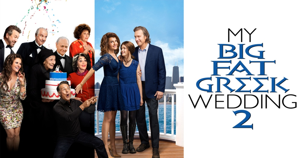 My big fat greek wedding 2 movie wallpaper