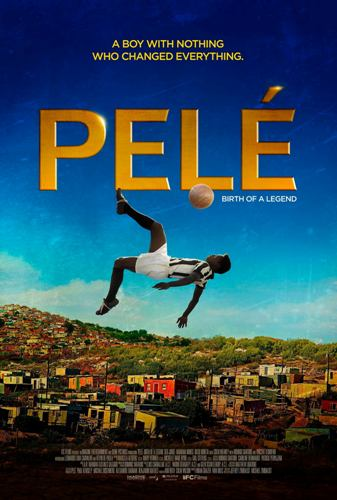 Pelé movie poster