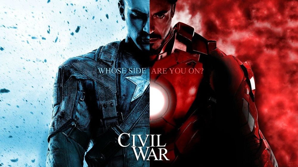 captain america: civil war movie wallpaper
