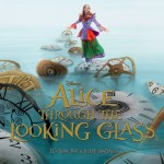 Alice Through the Looking Glass movie wallpaper