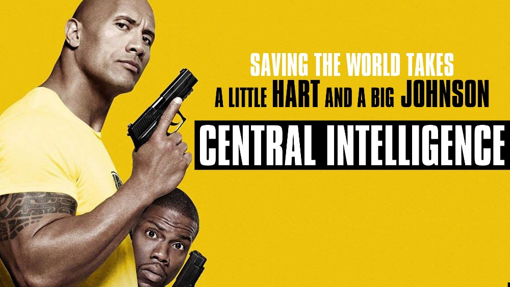 Central Intelligence movie wallpaper