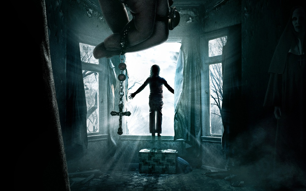 the conjuring 2 movie wallpaper