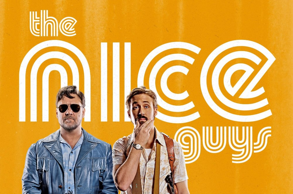 the nice guys movie wallpaper