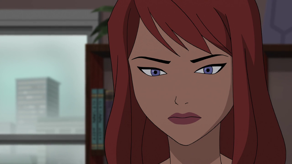 still of barbara gordon in batman the killing joke