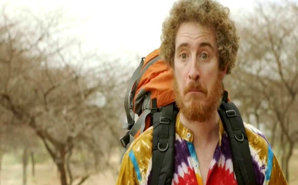 still of chet dixon in dhanak movie rainbow
