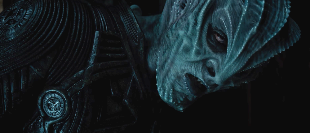 still of idris alba as krall in Star Trek Beyond movie