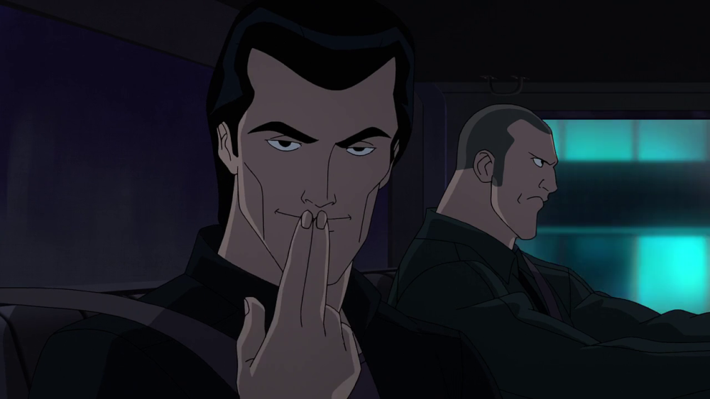 Still of Paris Franz in Batman The Killing Joke
