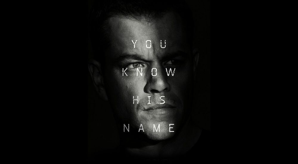 Jason Bourne movie wallpaper