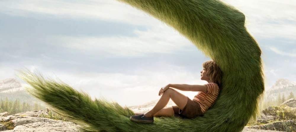 Pete's Dragon Review (2016) | A Beautiful Retelling of Petes Dragon 1977