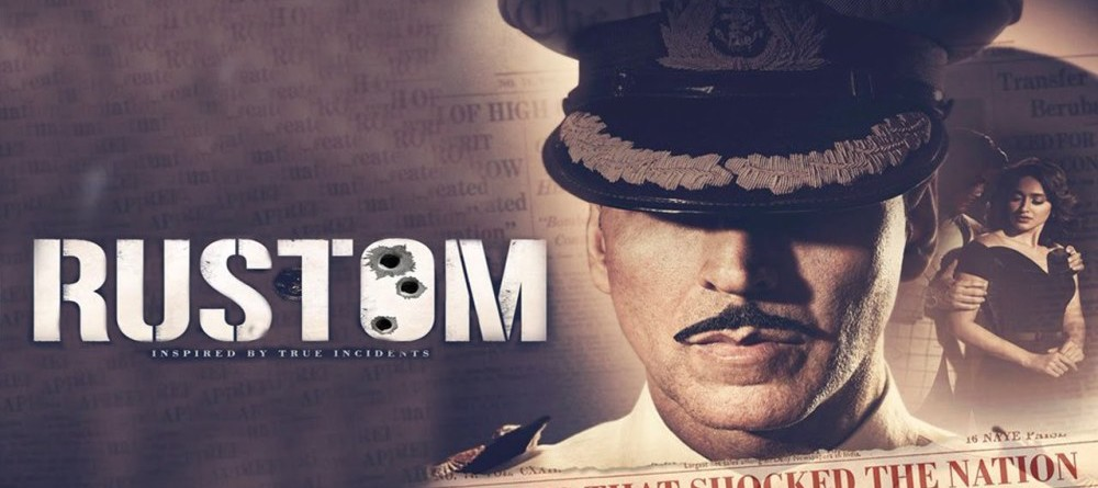 Rustom Review (2016) | Enfeebled Courtroom Drama | Celebrates Crime