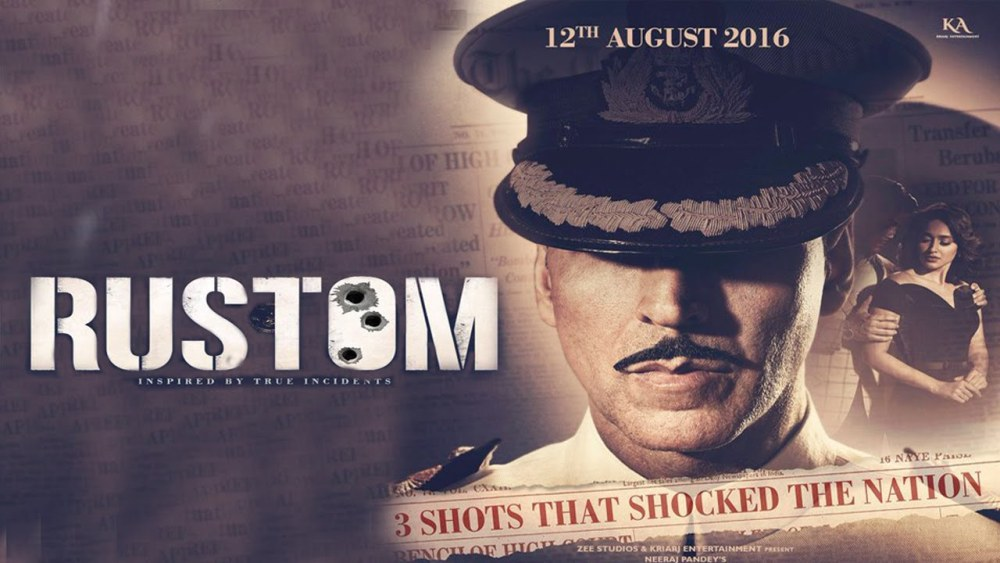 Rustom Movie Wallpaper