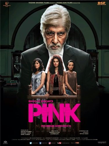 pink movie poster indian cinema