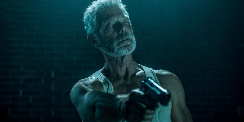 still of the Blind Man in Don't Breathe movie