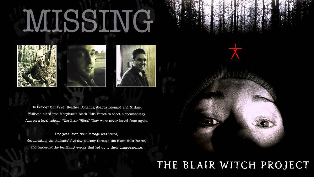 image of the blair witch project movie wallpaper