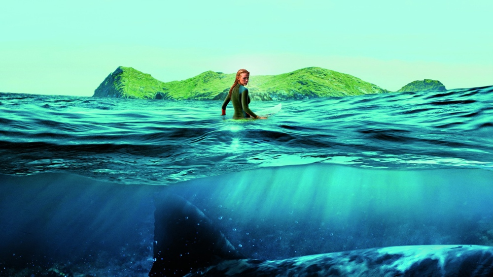 the shallows movie wallpaper