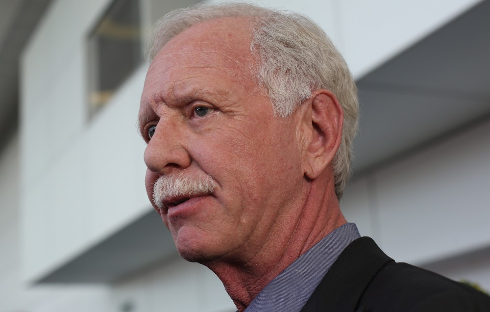 image of original Chesley Sully Sullenberger