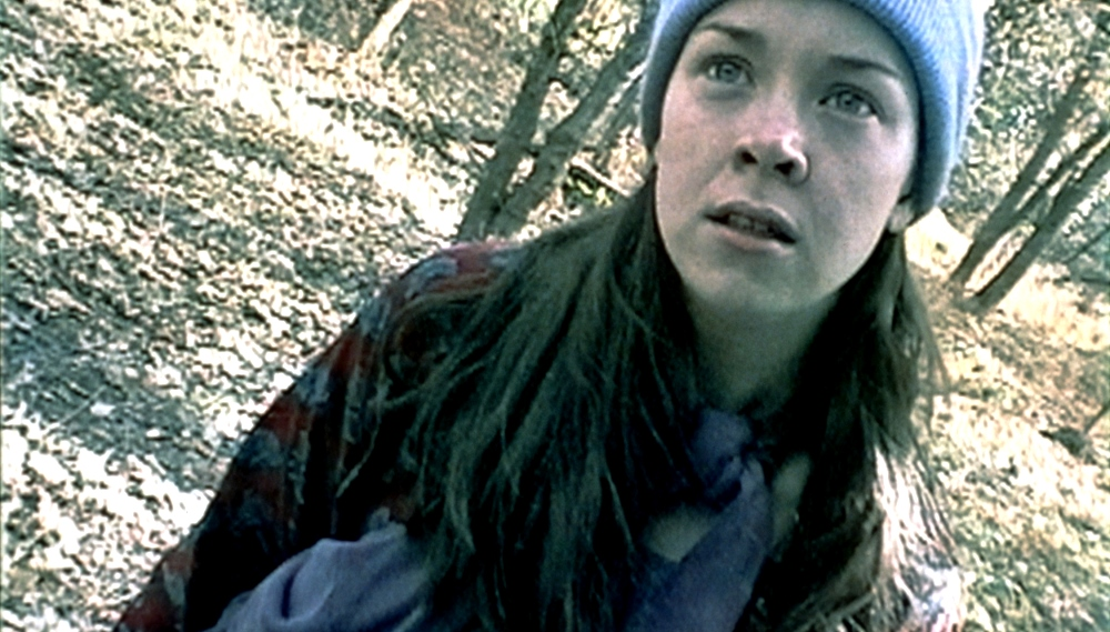 image of the blair witch project girl Heather Donohue