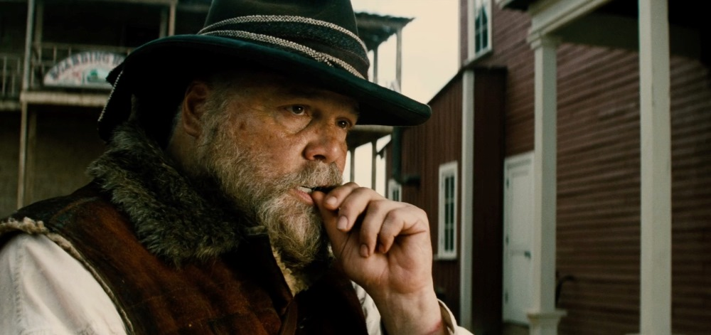 still of Vincent D'onofrio as Jack Horne in the Magnificent Seven movie