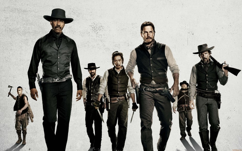 the magnificent seven movie 2016 wallpaper