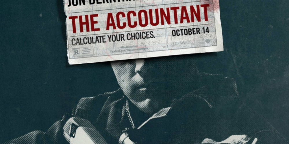 the accountant movie wallpaper