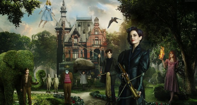 miss peregrines home for peculiar children movie wallpaper