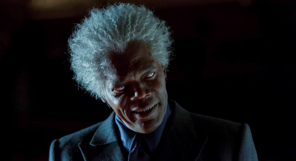 still of Samuel Jackson as Baron in Miss Peregrine