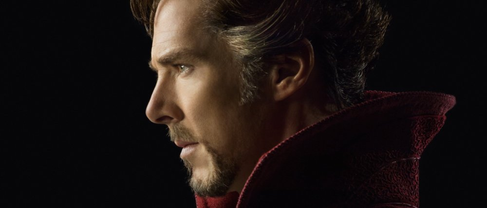 benedict cumberbatch as doctor strange in doctor strange movie