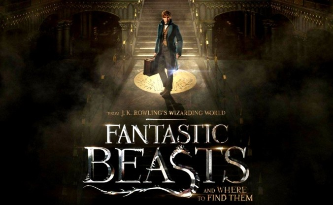 fantastic beasts and where to find them movie wallpaper