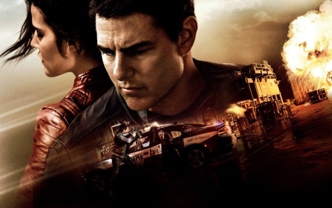 Jack Reacher Never Go Back Movie Wallpaper