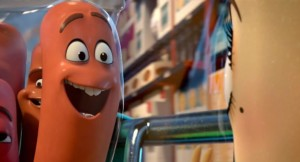 Sausage Party movie Frank Wallpaper
