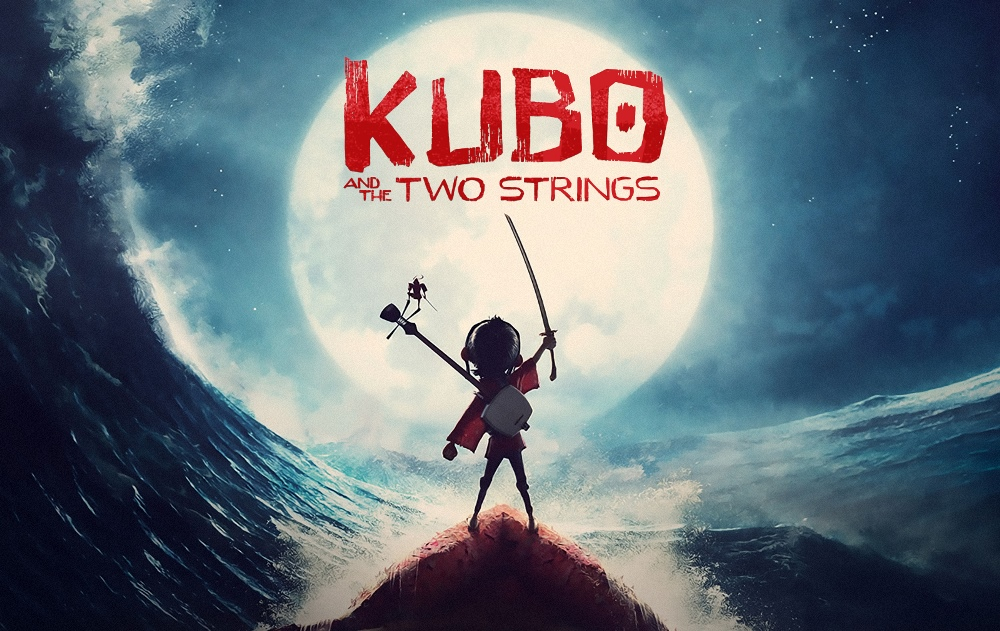 kubo and the two strings movie wallpaper