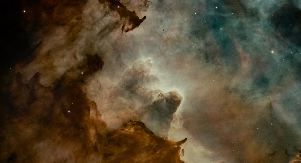 image of cosmos universe in the tree of life movie