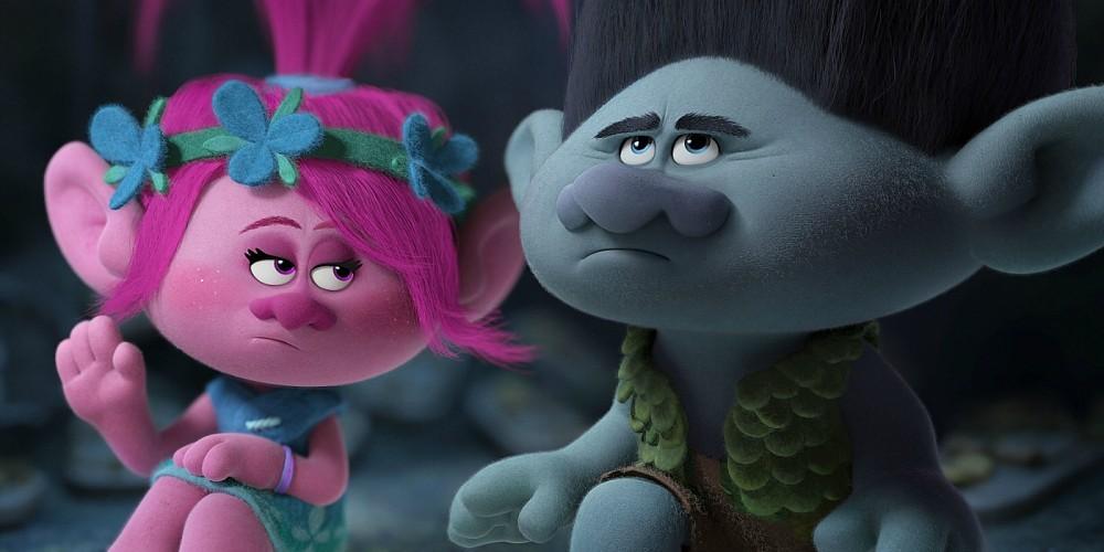 still of branch and poppy in trolls movie
