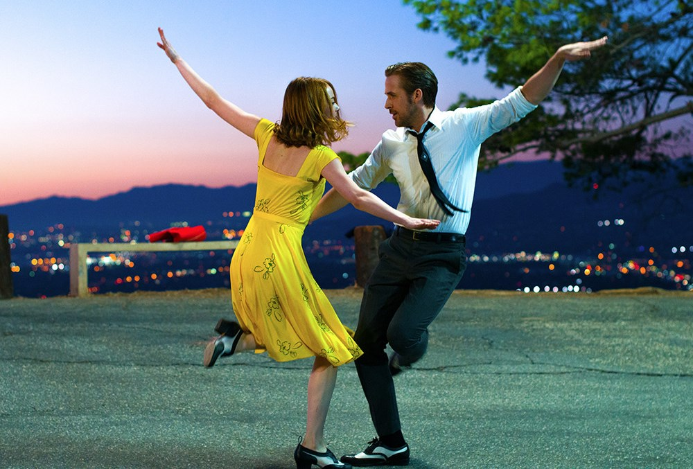 La La Land movie wallpaper