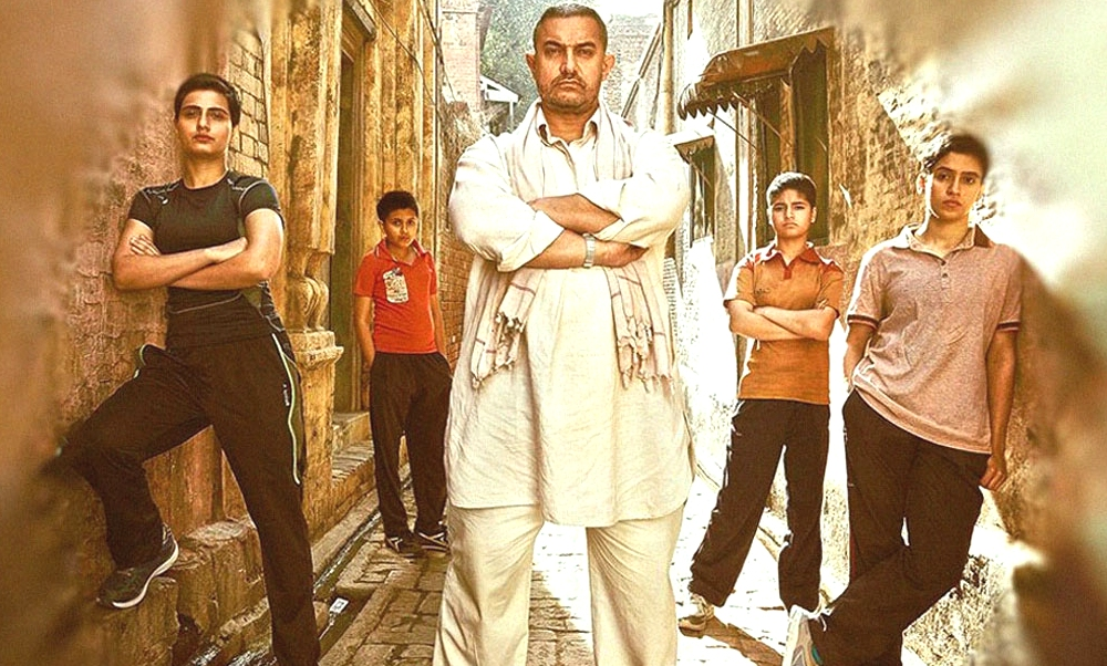 dangal movie wallpaper
