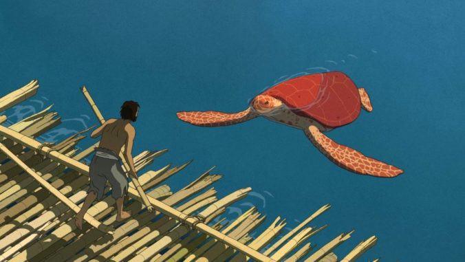 The Red Turtle Movie Wallpaper