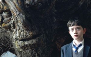 image of monster and conor in a monster calls