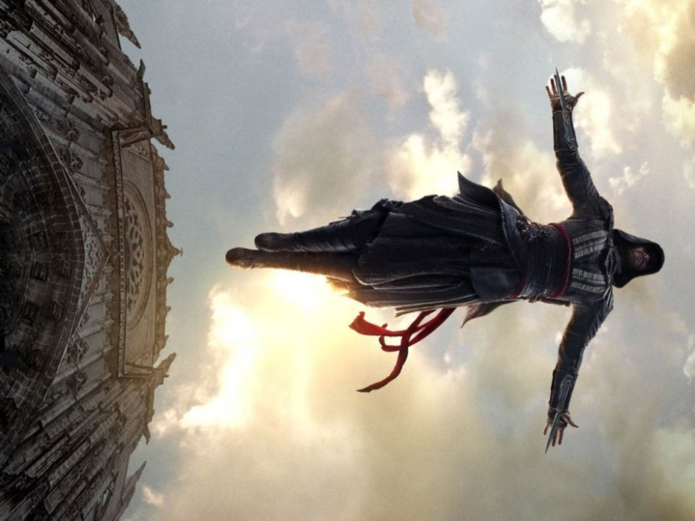 Assassins Creed Movie Review 2016 Another Epic Game Bites